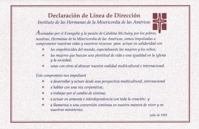 (1)directionstatementspanish