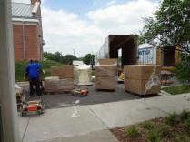 Día de mudanza para la Colección de la Comunidad Regional de St. Louis
