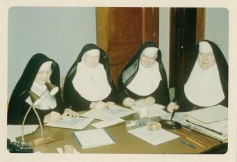 Primeras hermanas con cargos en la Federación
