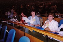 Conferencia de las Organizaciones No Gubernamentales de las Naciones Unidas